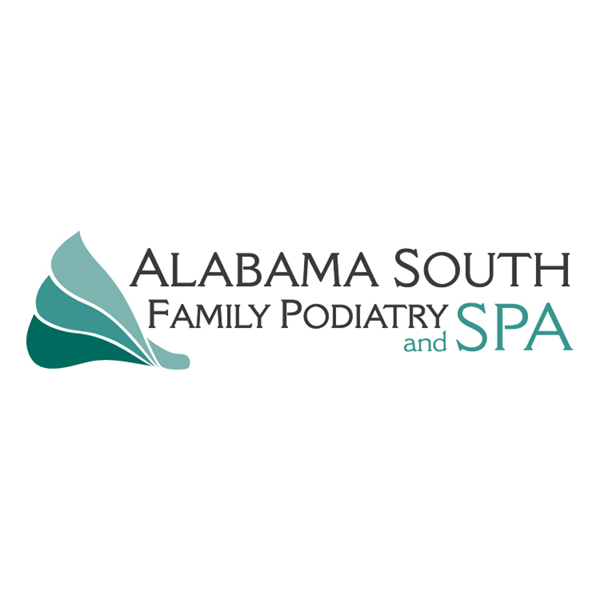 Alabama South Family Podiatry and Spa - Dothan, AL - Logo Design