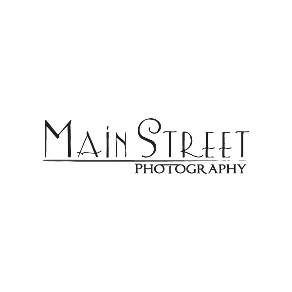 Main Street Photography - Dothan, AL - Logo Design
