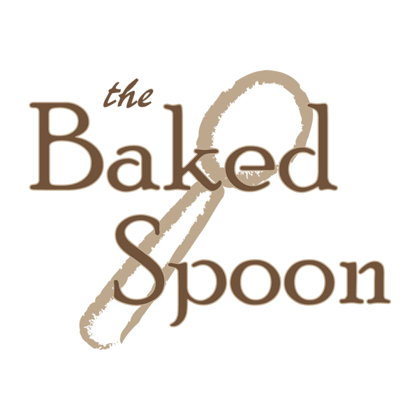 The Baked Spoon Logo Design